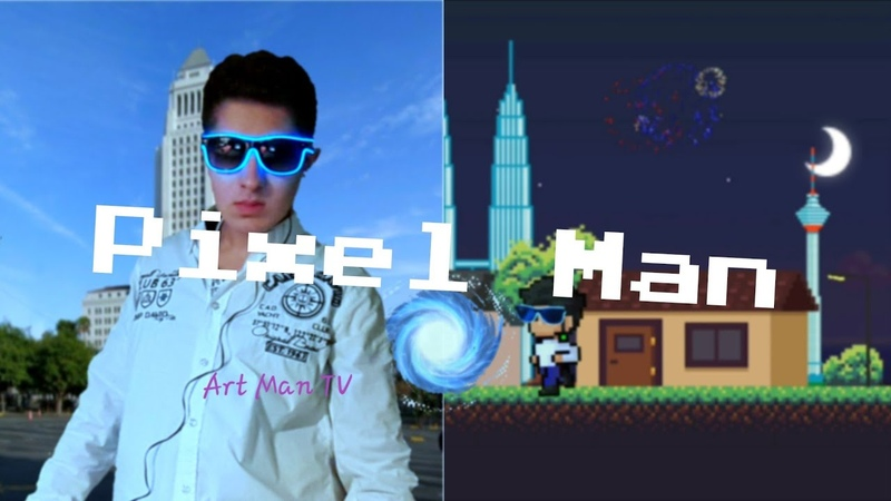 Art Man TV - Pixel Man (Official Video) German