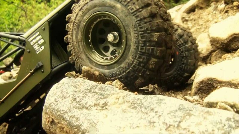 AXIAL Wraith by JKRC Part 2 - Excessive Force