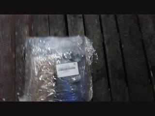 Отгрузка выпускного коллектора с катализатором и ручка дворника с интервалом в Шахты