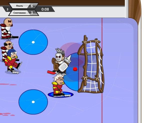 Игры хоккей без правил - PlayPack ru