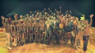 Шоу «TOTEM» - с наступающим Новым годом! («Cirque du Soleil», 2017)