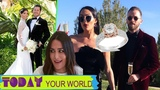 Nikki declares marriage right after the wedding of Val Chmerkovskiy and Jenna s