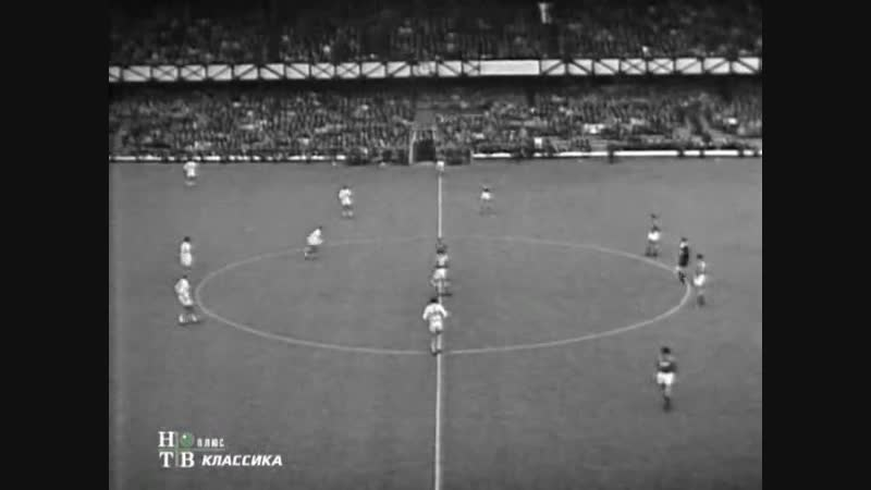 СССР - Венгрия (ЧМ 1966 - обзор матча). Чемпионат Мира 1966. 1/4 финала.