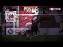 Ab in den Winkel! - - Zum Zungeschnalzen! Beim letzten Heimspiel gegen den VfB zauberte Marcel Sabitzer den Ball dorthin, wo die