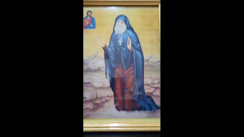 Акафист Отцу Гавриилу (О болящих, о даровании ребёнка, о строительстве храмов Божиих)
