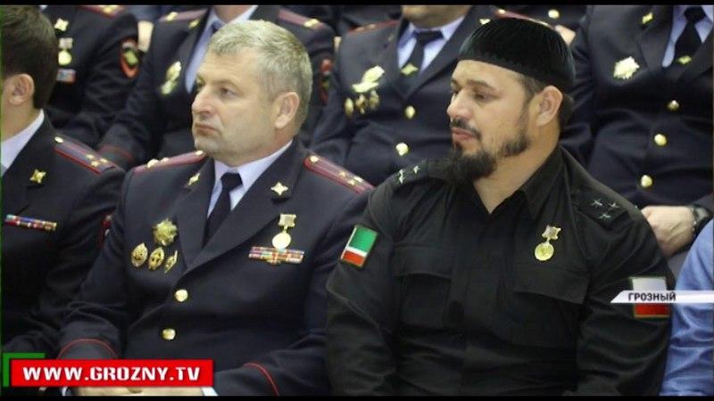 Рамзан Кадыров принял участие в работе коллегии МВД по ЧР по итогам I квартала 2018 года
