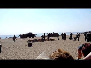 День ВМФ в Питере. 28.07.2013. Морская пехота.