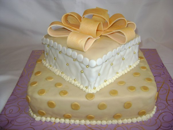 Домашние торты на заказ updated the community