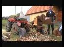 Drvič vetví 1 traktor Pasquali 985 Wladimiro