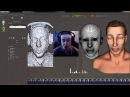 FaceShift RealTIme Markerless Facial Motion Capture Animation Tutorial with Kinect Sensor 2