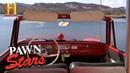 Pawn Stars: 1964 Amphicar 770 | History