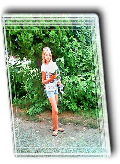 Аня Афанасьева, 28 июля 1999, Тихорецк, id157627170