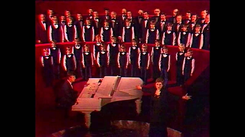 Atziedi, Dvēsele (VIDEO) - Mirdza Zīvere LR un TV EVMO Raimonda Paula vad. (1981)