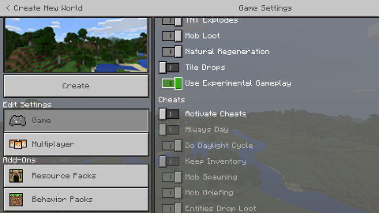 Что же добавили в Minecraft  PE 1.3?