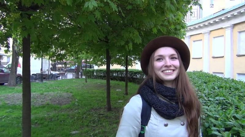 Волшебная девушка - певица Аli Sazanova