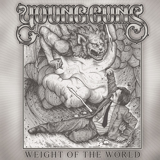 Young Guns альбом Weight of the World (Single Edit)