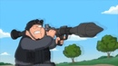Peter Griffin VS. Amish