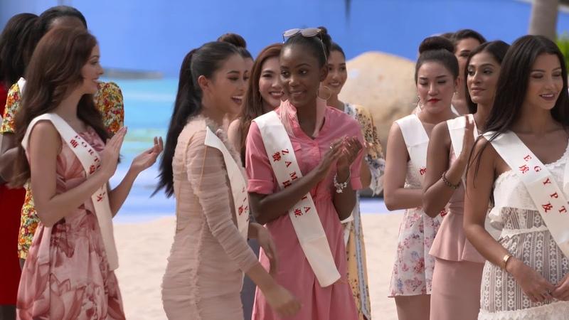 2018 Miss World Head to Head Challenge Draw
