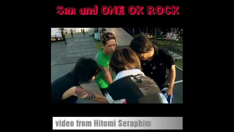 ONE OK ROCK SIM Dead Pop Festival 2018