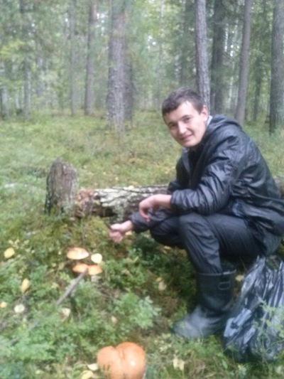 Рустам Хусаинов, 11 марта , Челябинск, id121452724