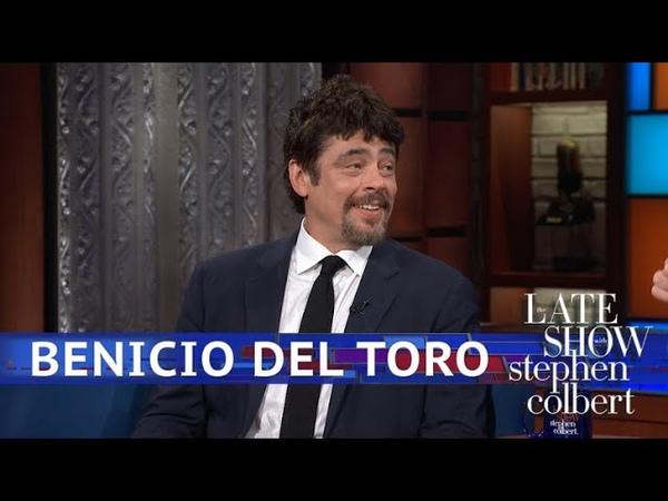 Бенисио дель Торо Benicio del Toro