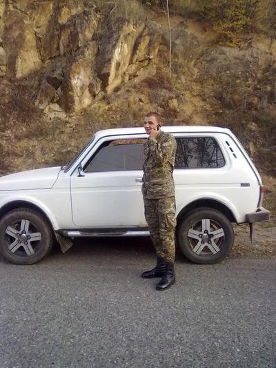 Roman Harutyunyan, 28 марта 1995, Краснодар, id182119274