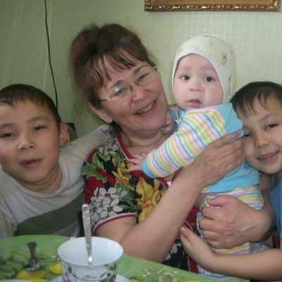 Зульхиза Назаргулова, 11 октября 1999, Уфа, id147953063