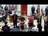 Star Spangled Banner Cymbal Fail -- 2013.05.18 EJH Red &amp White Concert