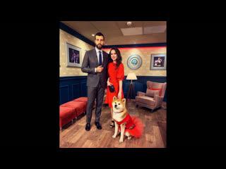 Alina Zagitova 2019.04.12 on the Urgant TV Show A3