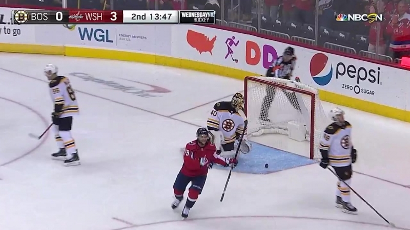 Boston Bruins vs Washington Capitals O3.10.18