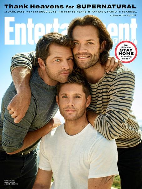 """Фото для журнала """"Entertainment Weekly"""""""