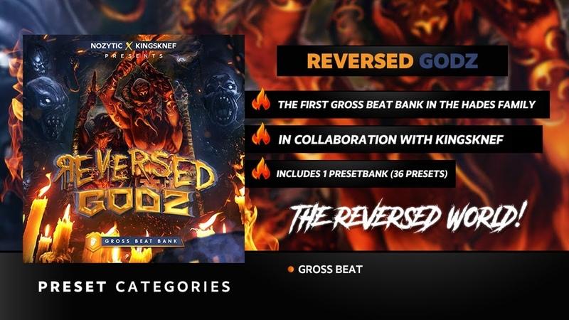 Reversed Godz | Gross Beat Bank