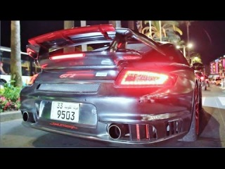 1300 сильный Oakley Design Porsche GT2 с деталями от Techart и Hamann в стиле NFS