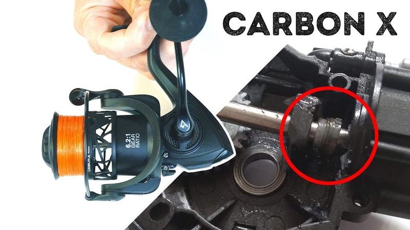 Видоизмененный углерод - Piscifun Carbon X. Достойная катушка из Китая
