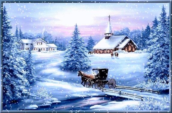 Стара новорічна листівка