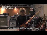 Akira Takasaki LOUDNESS and Ernie Ball Cobalt Electric Guitar Strings