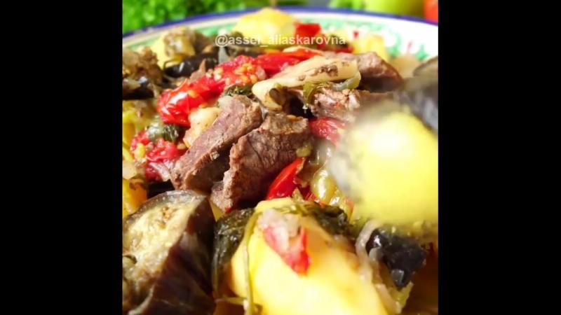 Буглама с мясом - Личный повар (Рецепт в описании)