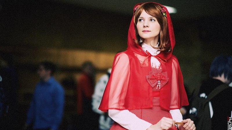 Red Riding Hood lolita defile