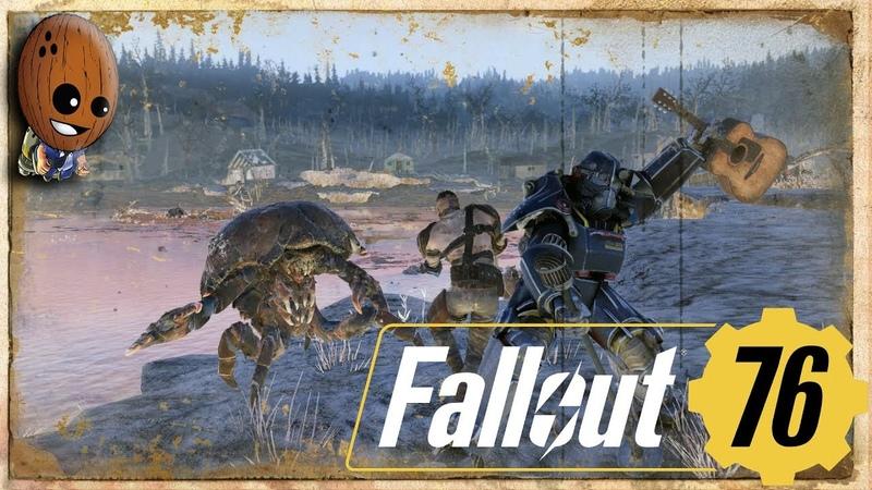 Fallout 76 - Прохождение 15➤Кларксберг. Висяк. Снеллигастер. Бюро по туризму.