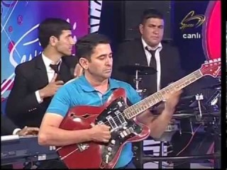 Nofel Suleymanov - Ay Dili Dili Dilberim - Instrumental - Sevimli Sou 2013