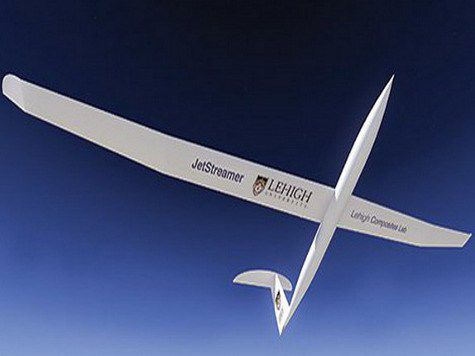 Американцы разрабатывают самолет, которому не нужно опускаться на землю  Команда из американского...