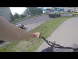 На bmx по балтону(GoPro)