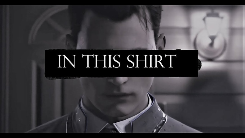 Connor x Hank In This Shirt