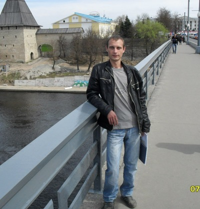 Александр Литвинов, 30 июня , Себеж, id55295497