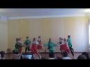 Уральская хороводная пляска 4б класс март 2017