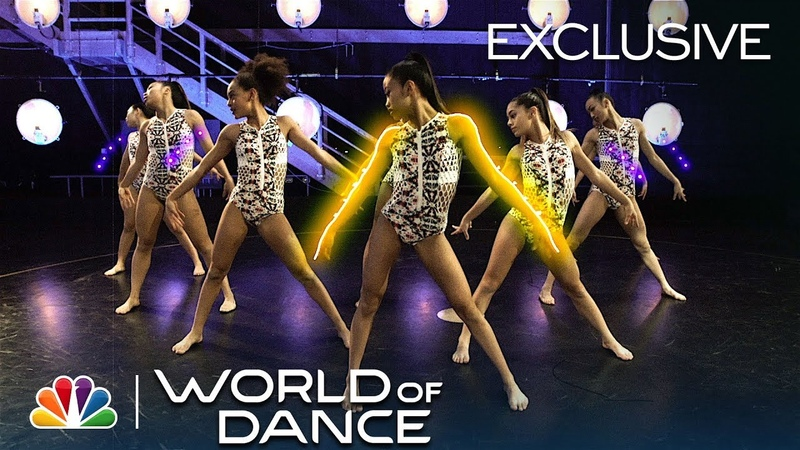 Upper Division and Junior Team Freestyle World of Dance 2019 Digital Exclusive
