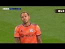 Лига Чемпионов Манчестер Сити Лион Удар Депая в штангу
