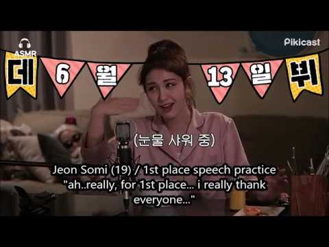 [ENG SUB] Pikicast After Mom Falls Asleep | Somi Zion.T