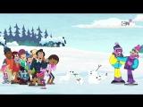 Супернубы s2e11 - Нубы И Снежная Буря!