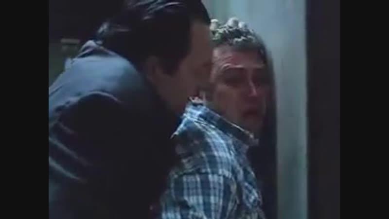 Male rape scene in the shower